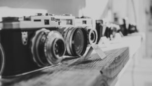 Analoge fototoestellen